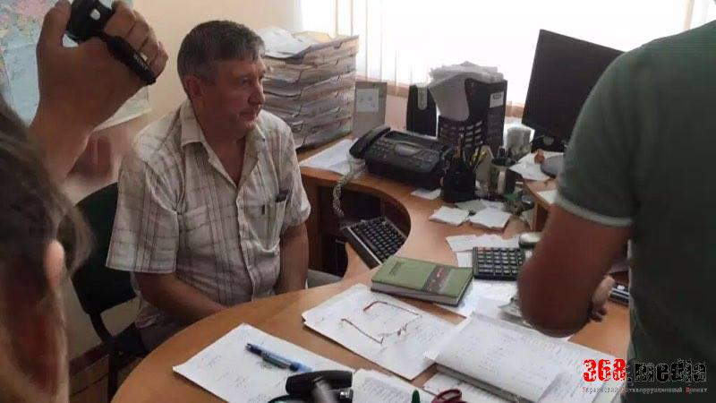 В Одессе на взятке попался инспектор Регистра судоходства Украины (видео)