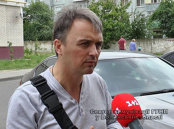 Нардеп Лапин отстреливался от грузинских налетчиков