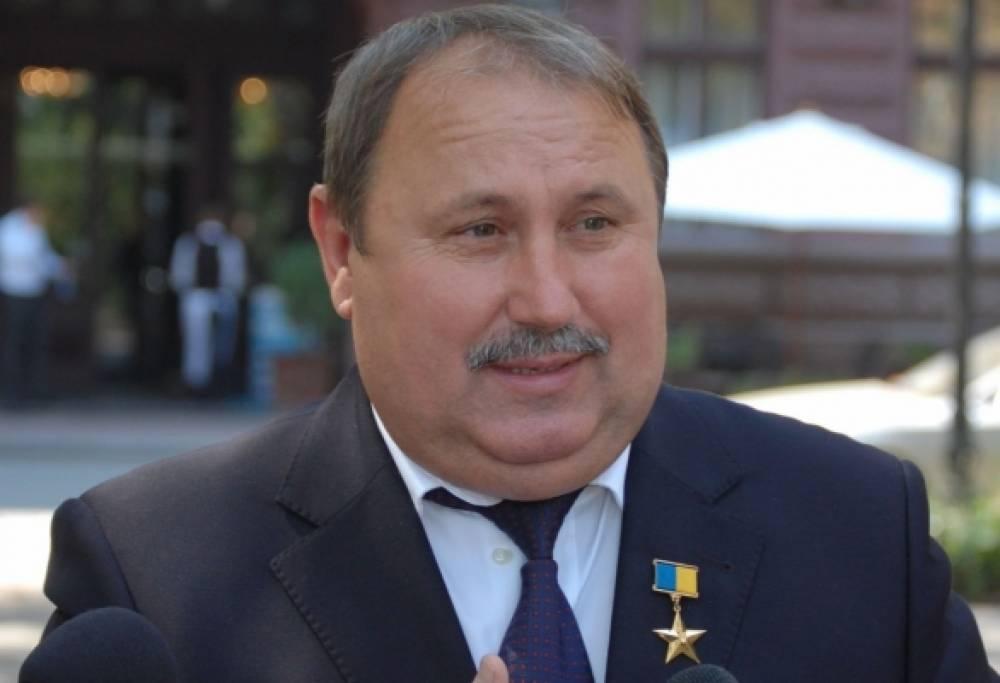 На взятке в 100 тысяч долларов задержали Героя Украины