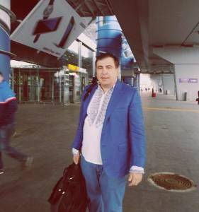 Михаил Саакашвили не дождался президентской проверки и подал в отставку