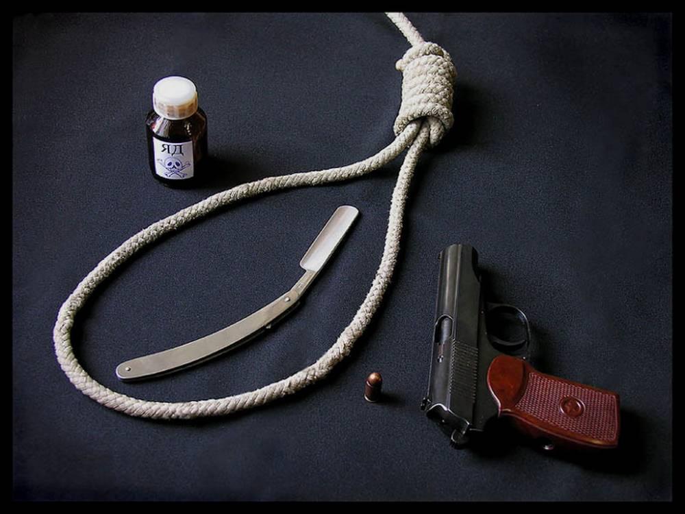 В Чуднове застрелился лейтенант ВСУ