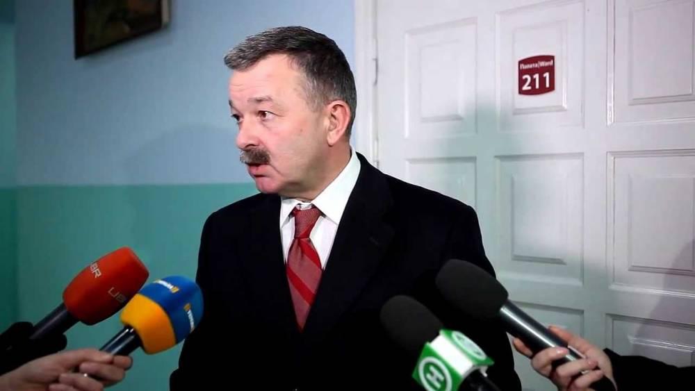 На взятке попался заместитель министра здравоохранения (обновлено)