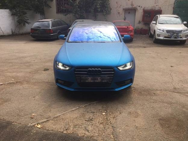 Увыпускника Академии МВД отыскали наркотики икраденые авто