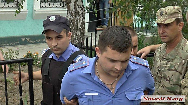 «Врадиевка-2»: николаевская полиция выдвинула свою версию конфликта