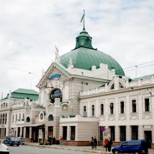 черновцы вокзал