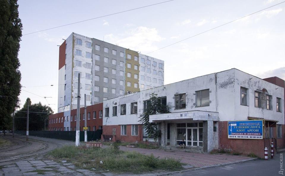 Афера на 185 миллионов гривен: счета продавца здания для мэрии Одессы арестованы