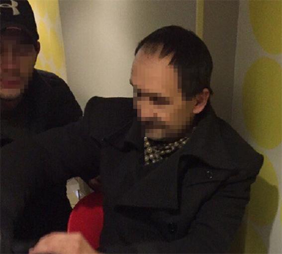 ВКиеве навзятке попался руководитель общественной организации позащите морали