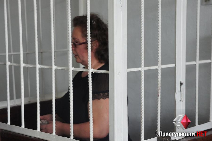 Неисправима: главу николаевского села посадили на пять лет за шантаж бизнесмена