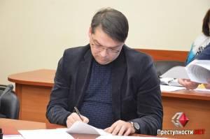 Главному тепловику Николаевской области сообщили о подозрении в растрате