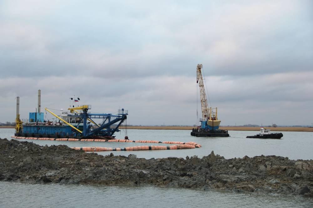В АМПУ заявили, что обыски проходят по делу China Harbour Engineering Company