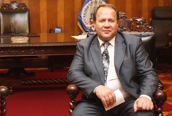 Луценко уличил главу Счетной палаты в злоупотреблении властью
