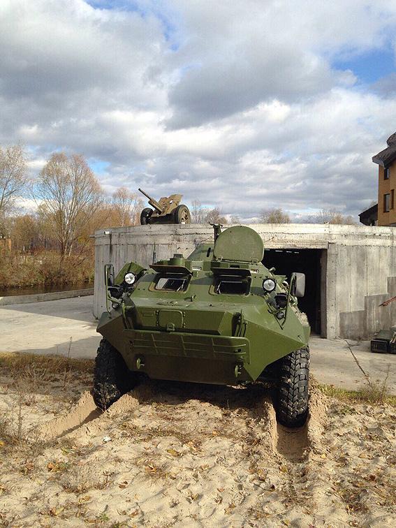 Владельца бункера с оружием в Борисполе оправдали из-за незаконно собранных доказательств