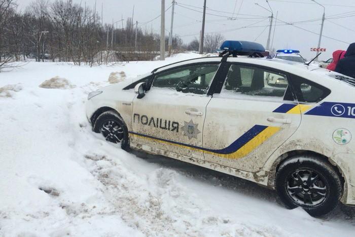 НаЧерниговщине навзятке погорели двое полицейских