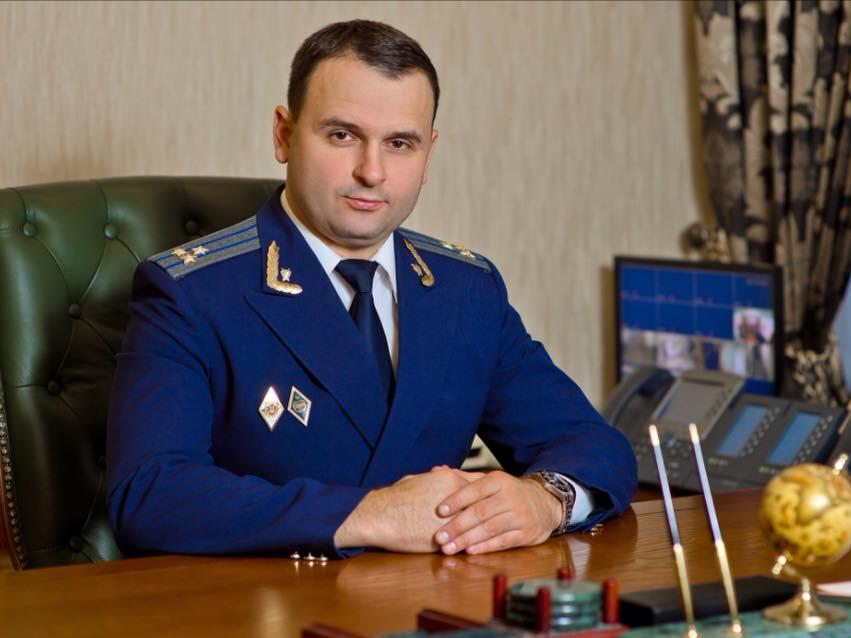 Руководитель департамента внутренней безопасности ГФС Шеремет хочет подать вотставку