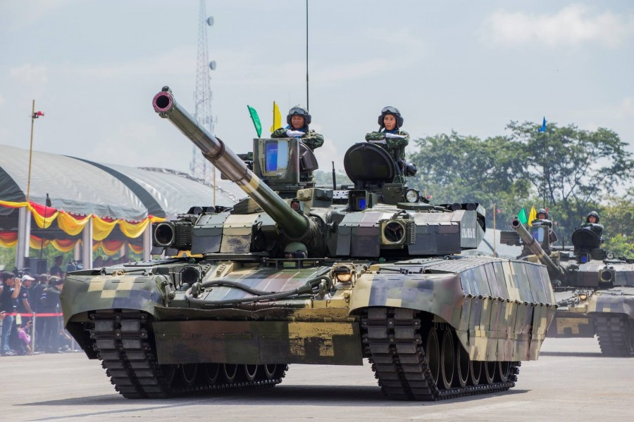 Таиланд переориентировался на танки Китая из-за медлительности «Укроборонпрома»