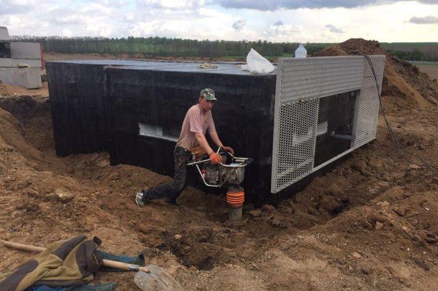 Опорные пункты зоны АТО в ущерб солдатам строили из контейнеров