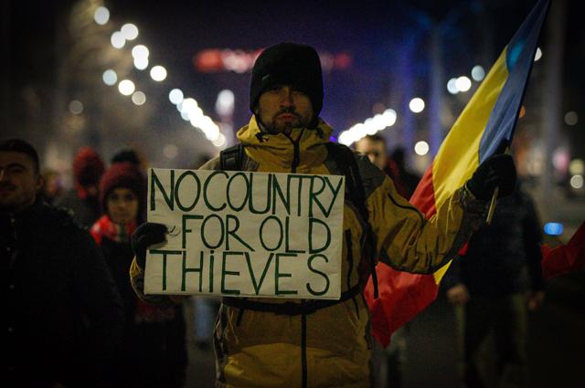 Румынский опыт борьбы с коррупцией: неделя протестов переломила ситуацию в стране