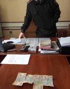 Замначальника Маневичской колонии вымогал взятку за освобождение зэка
