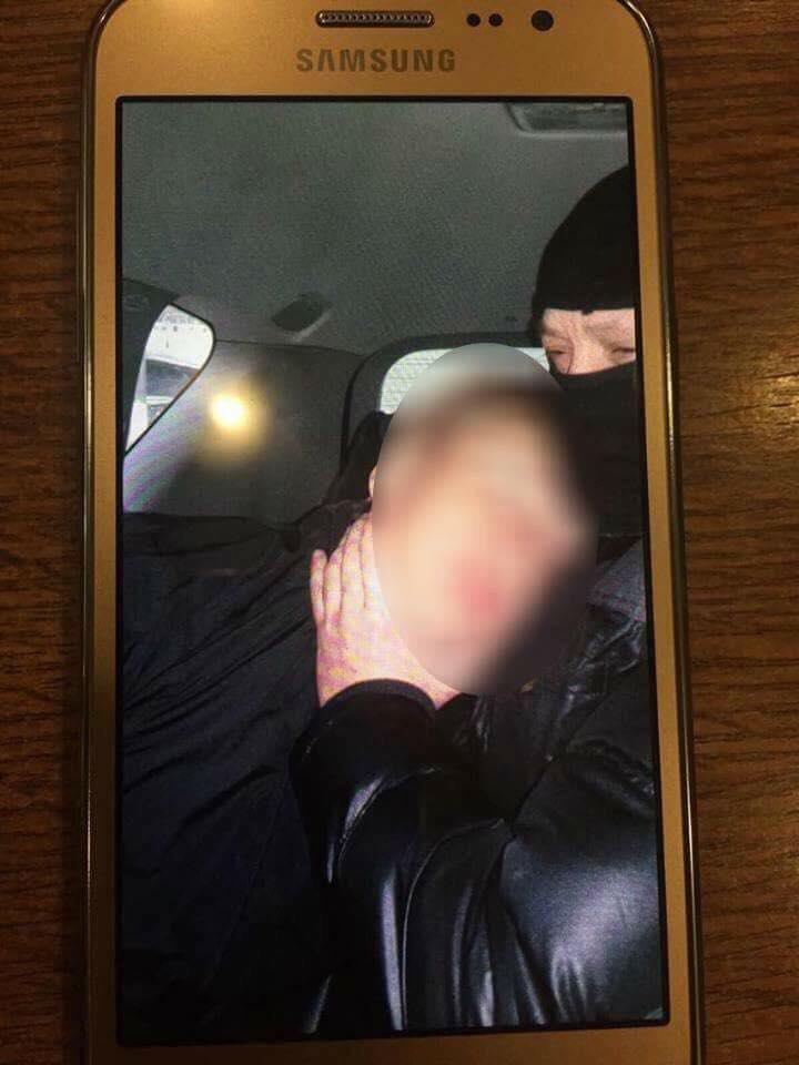 «Пропажа» Гончаренко: нардеп опубликовал фото спецоперации