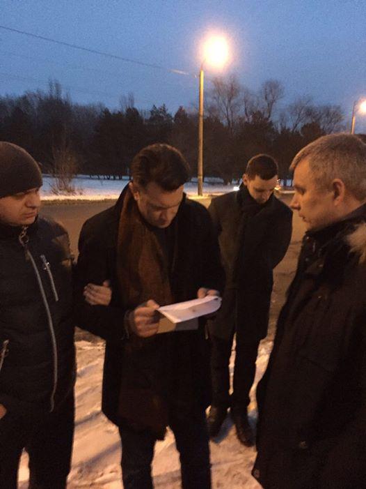 Одесский суд арестовал координатора схемы олигарха Курченко