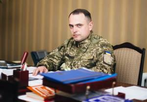 «Меня впервые спрашивают о моей декларации» — военный прокурор Олег Сенюк