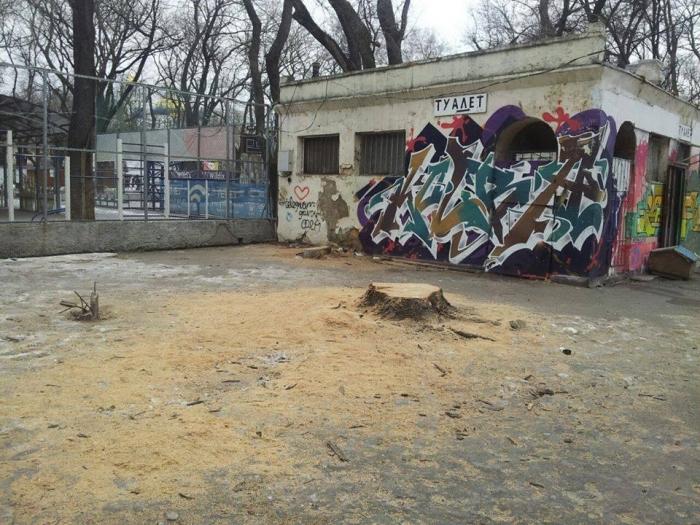 «Сортирный» вопрос: как в Одессе туалеты перестраивают в торговые центры