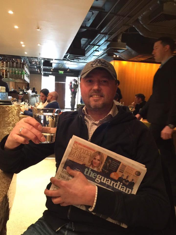 Адвокат Героя Украины заверяет, что британцы не арестовывали его подзащитного