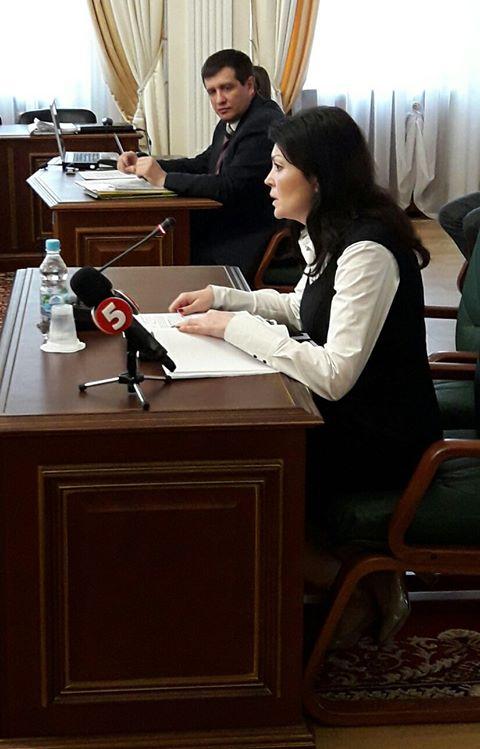 Председателя Днепровского суда Киева собираются уволить