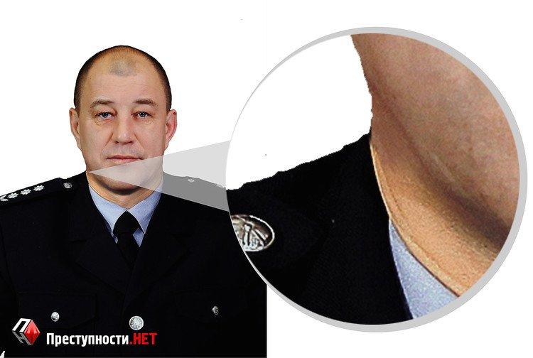 Экс-глава Николаевской полиции «пристроился» на должности без обязанностей