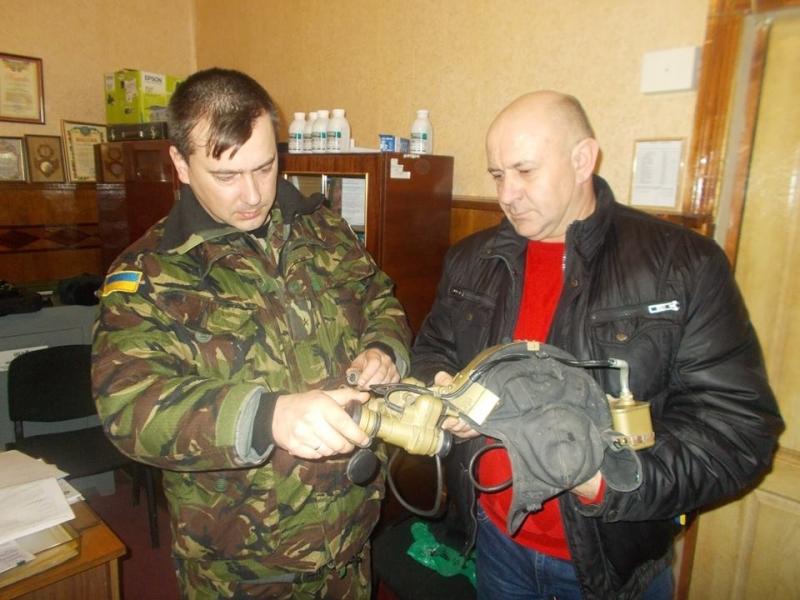 Одесского военкома, участвовавшего в АТО, арестовали на два месяца