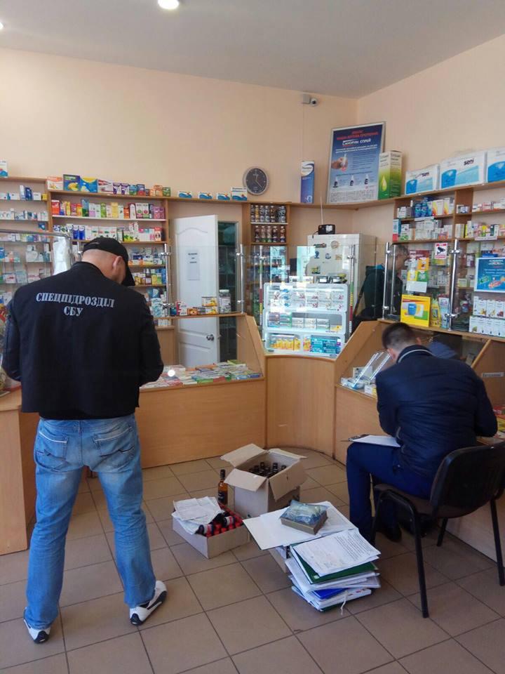 Одесские дельцы получили 30 миллионов гривен от продажи поддельных медикаментов