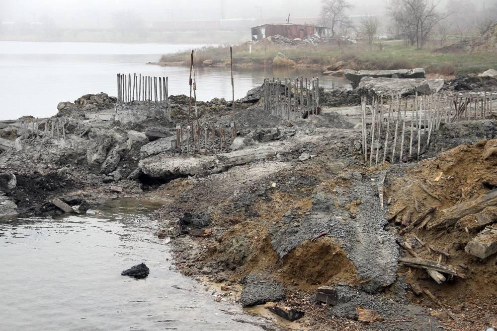 Стройка века заброшена: у Хмельнюка не нашли денег на мост между Одессой и Черноморском