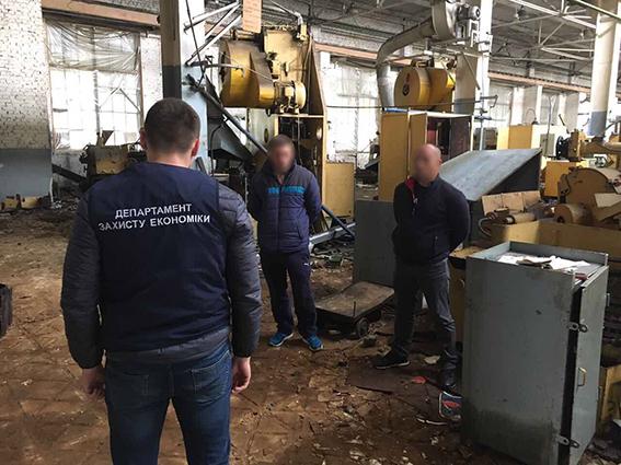 Одесские дельцы украли оборудование обанкротившегося «Львовского автобусного завода»