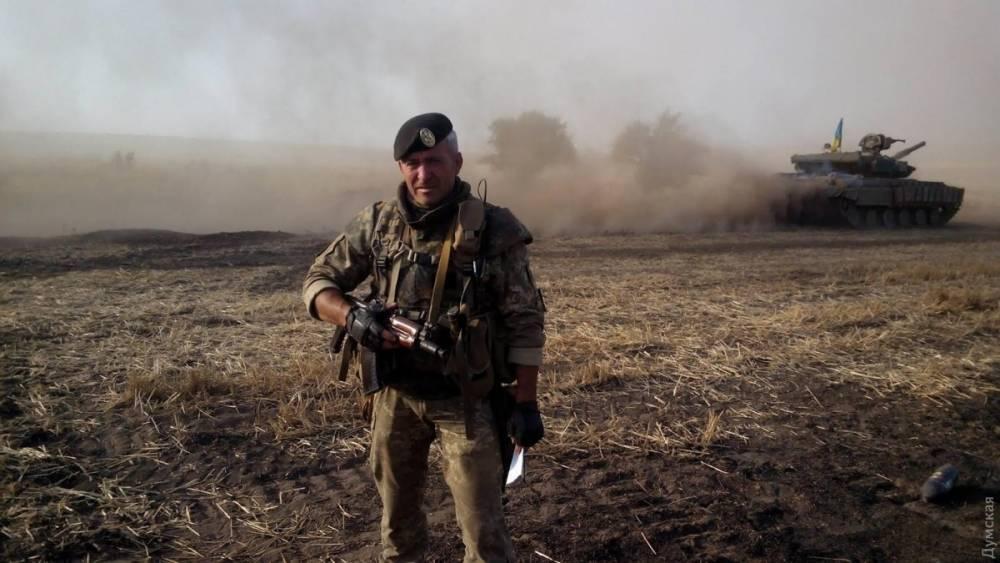 Знаменитый капитан батальона «Донбасс» пытался подкупить военного прокурора