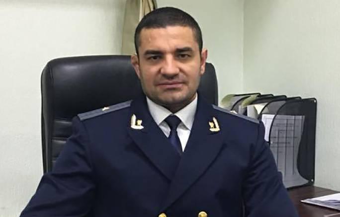 Луценко назначил «бездомного» сотрудника главой Измаильской прокуратуры