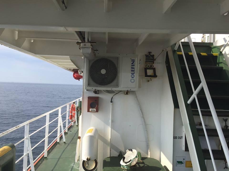 Чиновники «Уктрансбезопасности» из-за кондиционера запретили выход судна