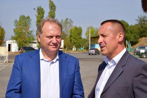 Соратники нардепа Чекиты получили контроль над Черноморским портом