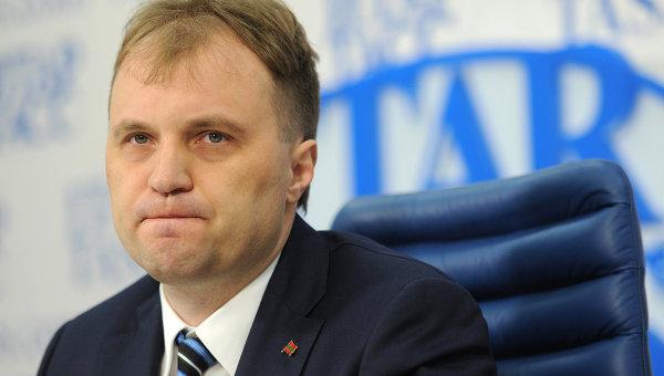 Бывший президент ПМР сбежал в Молдову