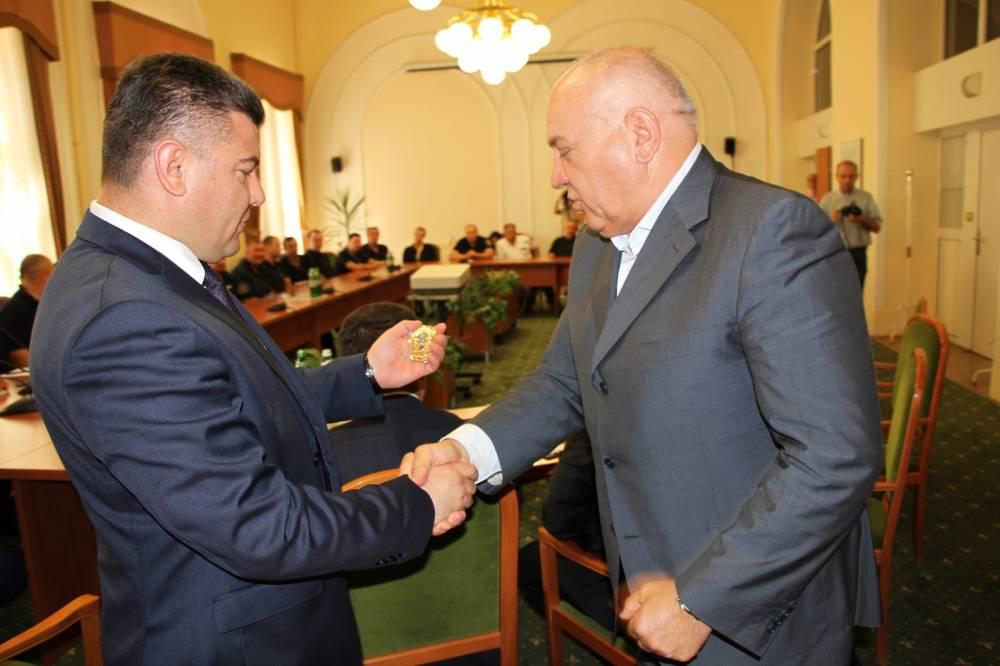 Глава «Укртрансбезопасности» в Одесской области уволен после задержания подчиненного