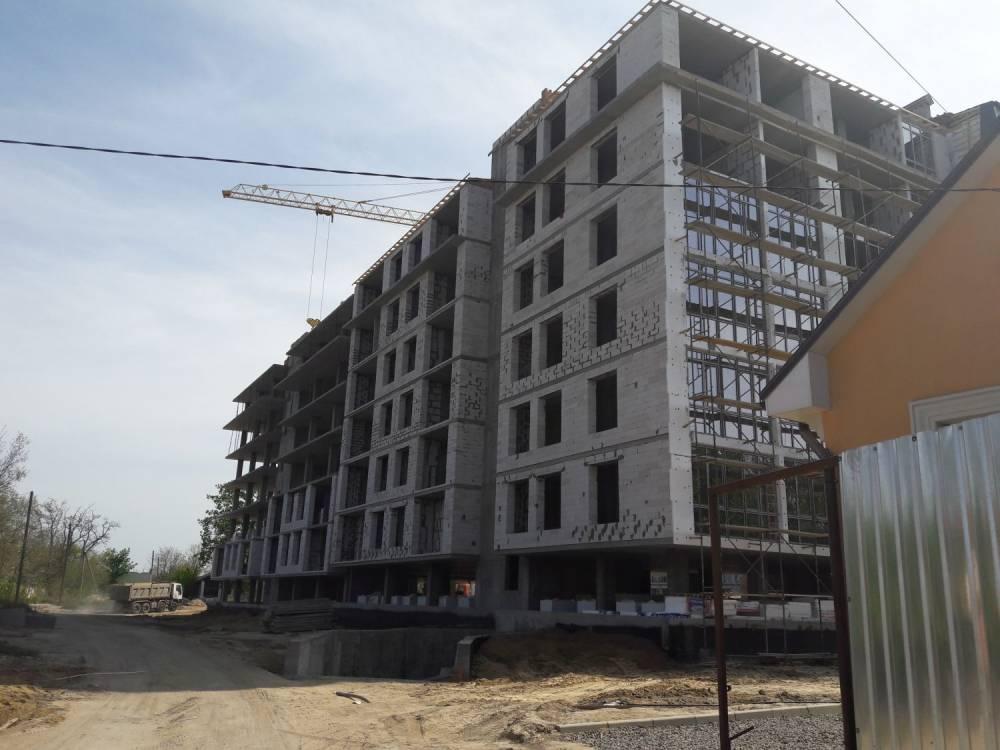 Рекреационную зону Одессы застраивает фирма экс-чиновников