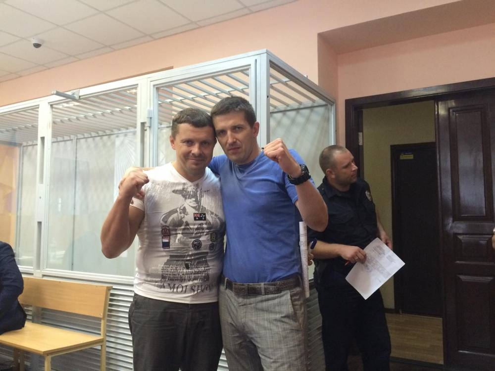 Трагедия 2 мая: суд отпустил бывшего замглавы спасателей Одессы