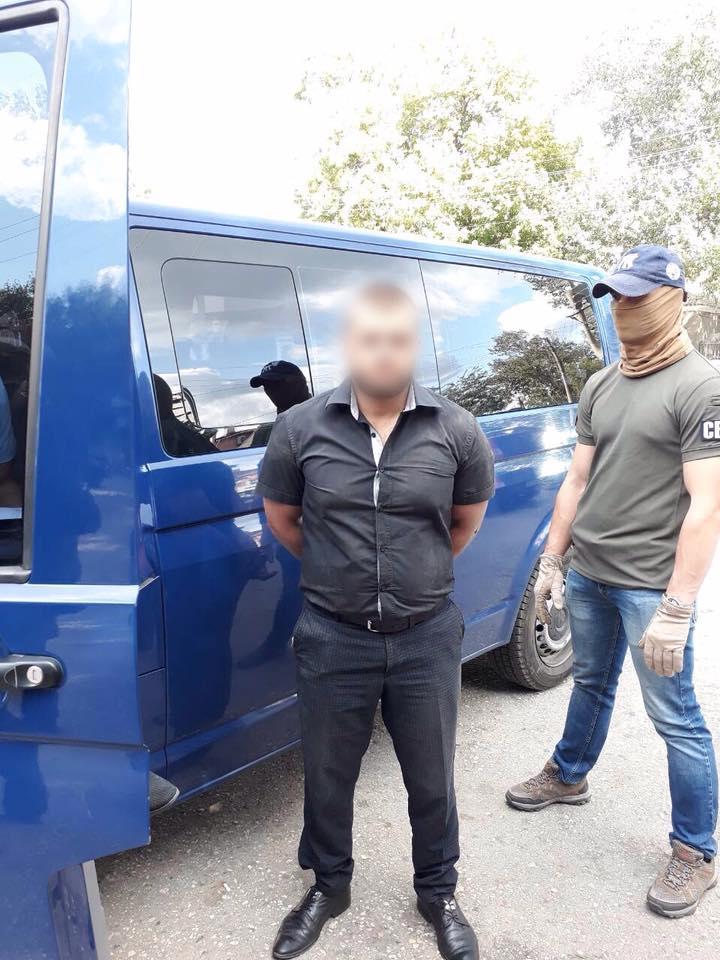 Одесский прокурор шантажировал предпринимателя закрытым уголовным делом