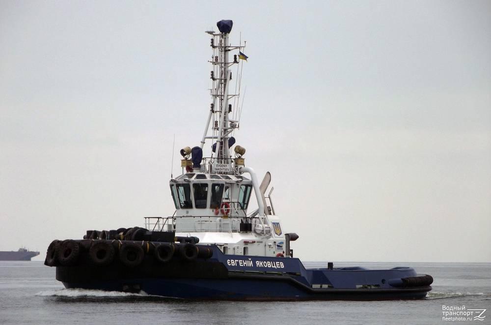 Коррупционная схема: буксир порта «Южный» отремонтировали за миллион гривен, растратив еще восемь