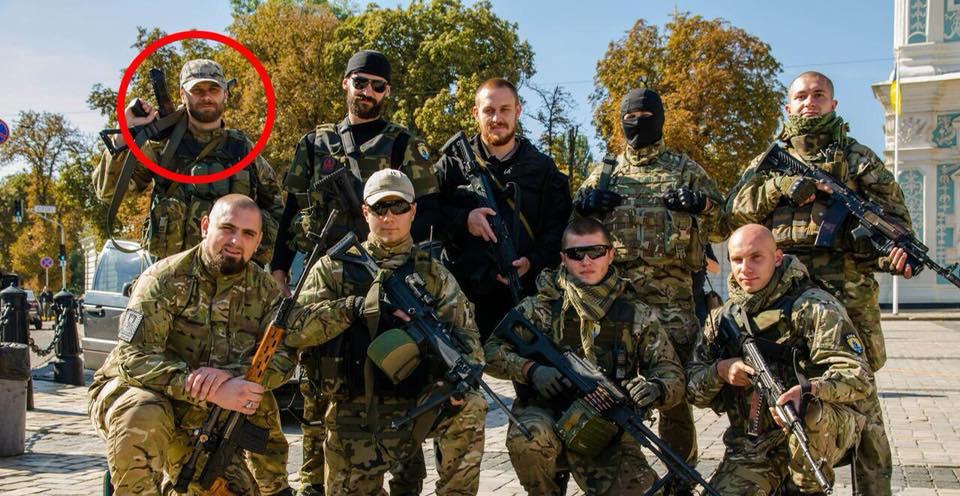 На окраине Харькова нашли труп бойца «Азова»