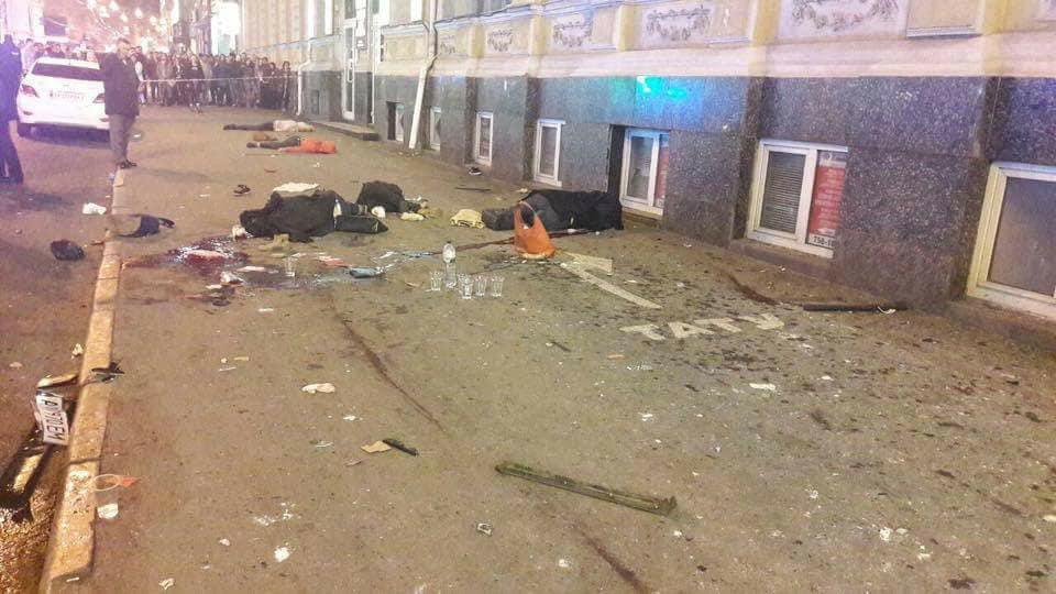 Кровавая авария в Харькове – рядовой случай для Украины