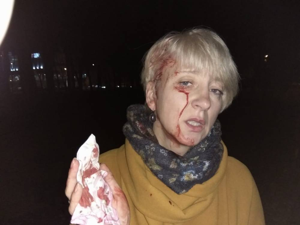 В Полтаве неизвестные напали на судью, отказавшуюся от взятки мэра