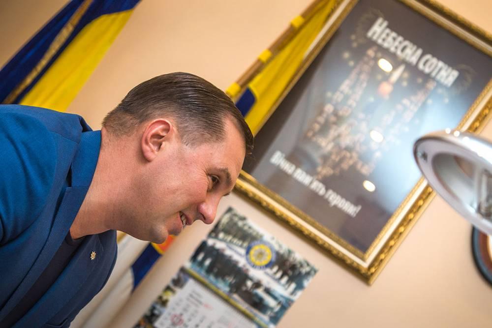 Глава одесской полиции подал рапорт об отставке