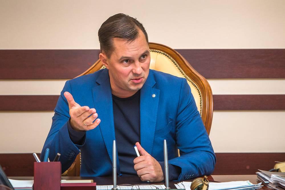 Экс-главу полиции Одесской области отправили под домашний арест