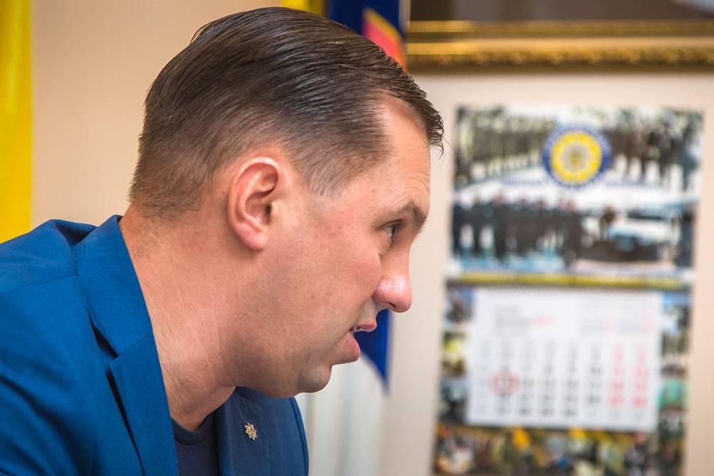 Главный полицейский Одесской области высказался о местных журналистах
