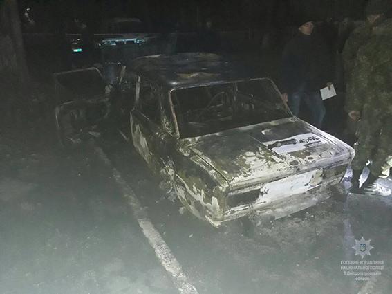 В Желтых Водах злоумышленник пытался убить полицейских выстрелом из гранатомета